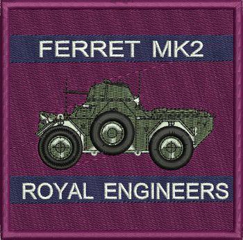 Ferret MK2 Operator Badge